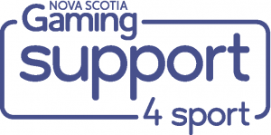 Nova Scotia Gaming Support Sport Logo